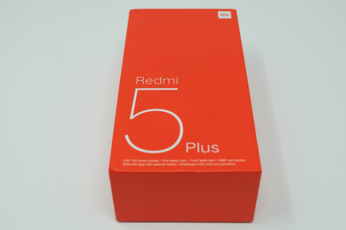 Xiaomi Redmi 5 Plus Media Player Reviews 2gb Packaging Specifications The Of